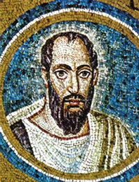 Paulus-aartsbischoppelijk museum Ravenna - 5de eeuw
