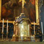 tabernakel OK-kerk Delft